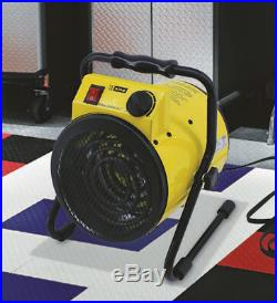 Compact Portable Garage Heater Yellow Jacket Mini Space Heater PSH1215T