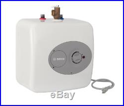 Electric Water Heater 4 Gallon Mini Tank Under Sink Instant Hot Compact 120 Volt
