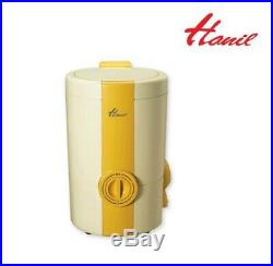 HANIL Portable Mini Compact Dryer W-110 Food Water Spin Extractor Home imga