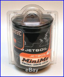 JETBOIL Mini Mo Jet Boil Fast Compact Hiking Camping Gas Minimo Cooking Stove