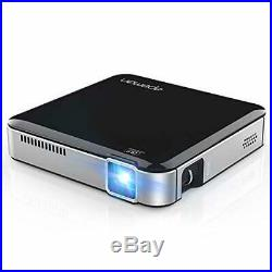 Little Video Projector Mini for Home Cinema Camp Party Travel Portable Compact A