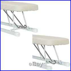 Mini Ironing Board For Sleeves Collars & Crafts Mesh Top by Household Essentials