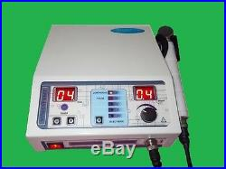 New Ultrasound Therapy Professional 1 MHZ Machine Compact Model deep heat